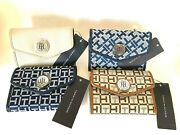Wallet Trifold Clutch Logo Womenandrsquos Organizer Wallets New W/ Tags