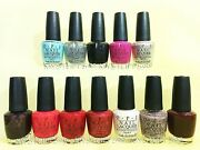 Opi Nail Lacquer Breakfast At And039s Collection 2016 New You Choose Color