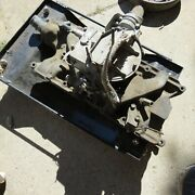 1965 1966 Mustang Ford 289 302 V-8 2 Barrel Intake Manifold With Carb Oem