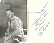 Greg Pappy Boyington - Inscribed Book Signed 05/24/1977