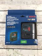Bosch Gpl5s 5 Point Self Leveling Alignment Laser