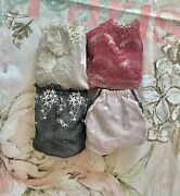 Us Seller Lace Bow Tie Japanese Sexy Ribbon Lolita Japan Dark Colors Briefs