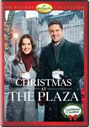 Christmas At The Plaza New Sealed Dvd Hallmark Channel Holiday Collection