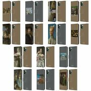 Official The National Gallery People Leather Book Case For Apple Iphone Phones