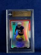 2020 Leaf Metal Draft 1/1 Prismatic Red White Blue Chase Claypool Auto Steelers