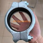 1pcs New Replace For Atlas Air Compressor Pipe Clamp 0634100145 Hose Connector