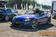 Honda S2000 Carbon Front Bumper Splitter / Lip With Pair Of Rods For Racing V8