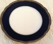 Limoges Dinner Plate By Charles Ahrenfeldt For Cowell And Hubbard 3