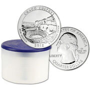 2012 Atb Chaco Culture Silver 5 Oz 25c Bu 10 Coins In Mint-issued Tube