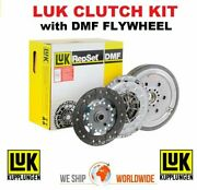 Luk Clutch + Dmf For Nissan Pathfinder Iii 2.5 Dci 4wd 2010-on