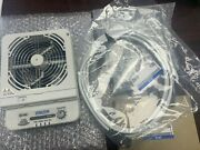 Smc Izf31-p-byu Fan Type Ionizer W/ Power Supply And Other Accesories