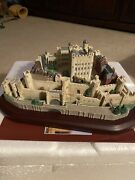 Lenox 1995 Great Castles Of The World Tower Of London Original Box And Coa Mint