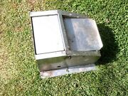 Smidley Hog Waterer Stainless Steel Automatic Smidley Single