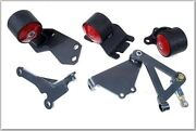 Innovative Steel Motor Mount For Civic Crx 88 89 90 91 / B18c B16a Hydro 60a