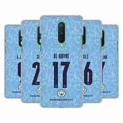 Man City Fc 2020/21 Players Home Kit Group 1 Hard Back Case For Oppo Phones