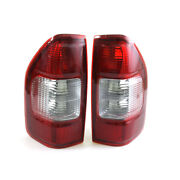 2002-2005 Fit Isuzu D-max Luv Kb Lb Holden Rodeo Left Right Rear Tail Light Lamp