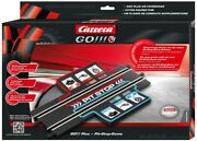 Carrera Go+ Plus 61664 Pit-stop Game For Carrera 143 Scale Slot Car Set