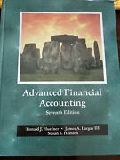 Advanced Financial Accounting By James A. Largay, Ronald J. Huefner And Susan S.