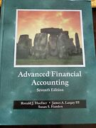 Advanced Financial Accounting By James A. Largay Ronald J. Huefner And Susan S.