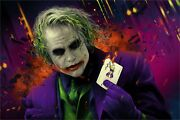 Nycc 2020 The Joker Master Of Chaos Fine Limited Giclee Print Art Poster 85