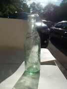 Corbin Ice And Carbonating Co.inc. Corbin, Ky. 1900's St.side Root Bottle