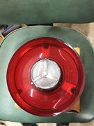 Made In Usa 1958-1959 Ford Thunderbird T-bird Tail Light Lens With Box