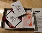 Vintage Parker Brothers 1976 Flinch Card Game 693 - New Contents