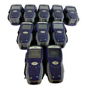 Lot Of 10 Jdsu Dsam-3300 Xt Cable Tester/ Signal Meter Docsis 3.0 With Charger