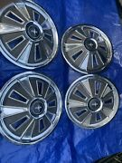 1966 Ford Mustang Wheel Covers