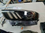 2015-2017 Ford Mustang Gt 5.0 Driver Side Headlight Oem Parts Used
