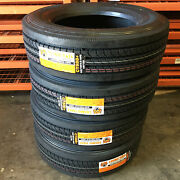 4 Tires Cosmo Ct588 Plus 245/70r19.5 135/133l H 16 Ply Commercial