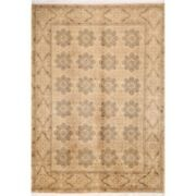 Handwoven Nepali Style Area Rug 6and0394andtimes8and03910