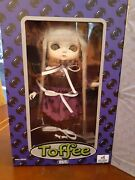 Rare 2009 Comic Con Artist Proof Toffee Doll Hazel By Huckleberry Toys 46/100