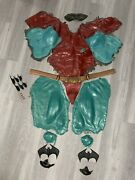 Batman Forever Robin Armor Costume Cosplay Seconds Quality Deal