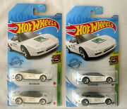 2020 Hot Wheels And03990 Acura Nsx Kroger Exclusive Lot Of 4 Htf