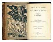The Hunting Of The Snark An Agony In Eight Fits / By Lewis Carroll With...