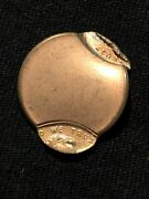 Saddle Strike Lincoln Cent Penny Error Coin