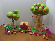 Mini Lalaloopsy Treehouse Playset With Dolls, Toys, Accessories, Pets I.d. 6947