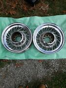 1950and039s Chrysler 15 Wire Wheels
