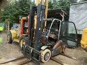 Still Forklift 2014 Rx70-50 Fire Damaged Sell Complete Or Will Break Fork Lift