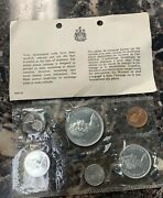 1966 Uncirculated Royal Canadian Mint Coin Set