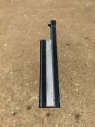 1964 1965 1966 Original Ford Mustang 4 Spd Center Console Top Plate Cover Trim
