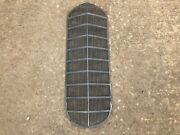 Original Gm Cadillac Lasalle Front Grill Without Emblems Rare Grille 1936-1940