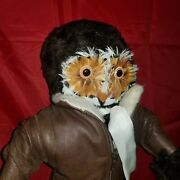 The London Owl Company The Aviator 19 Inch Soft Bodied Doll No Goggles Or Helmet