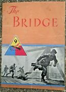 Vtg World War Ii The Bridge Pb Book 9th Armored Division And Crossing The Rhine