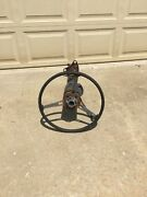 1970 Plymouth Cuda Steering Column Wheel And Adapter Column Shift Challenger