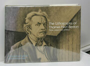 Lithographs Of Thomas Hart Benton First Revised Edition [1979] Complete Catalog