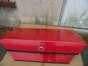 Genuine Original Oem Mercedes Benz Rear Trunk Lid Sl 320 420 560 1980and039s 1990and039s