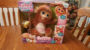 Furreal Friends Cuddles My Giggly Monkey Large Hasbro 2012 Nrfb