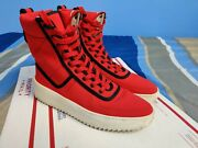 Fear Of God Military Sneakers 2017 Fw17/18 Infrared Fog Supreme 43 Size 10